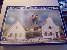 """Pola ho 2059 mühlenviertel """"Zaanse Schans"""" ungebaut y en su embalaje original"""