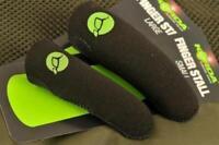 New Korda Neoprene Finger Stall - XL, Large & Small -  Carp Fishing Tackle