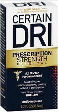 CERTAIN DRI ROLL-ON Anti-perspirant 1.2 fl oz