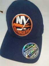 New York Islanders Mens Size M/L Navy Stretch Fit Hat