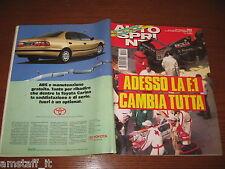 AUTOSPRINT 1994/20=GP F1 MONTECARLO=CHALLENGE FERRARI 348 SPA=MICHAEL SCHUMACHER