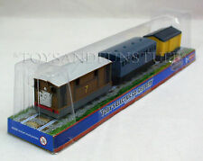 NEW Thomas Friends TOBY'S ELECTRIC CO. DELIVERY Sodor Blackout TRACKMASTER TRAIN