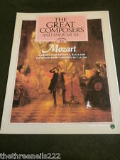 GREAT COMPOSERS #32 - MOZART - CLARINET CONCERTO