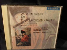 Mozart - Die Flötenkonzerte -Johannes Walter/H. Blomstedt/Staatskapelle Dresden/