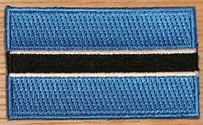 BOTSWANA Country Flag Embroidered PATCH