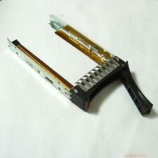 "2.5"" SATA U SAS Hard Drive Tray Caddy for IBM X3550M3 X3650M3 server + screws"