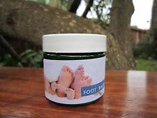All Natural Organic Herbal Foot Massage Balm (2 oz)