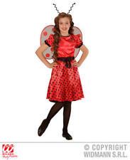 Girls Kids Childs Ladybug Fancy Dress Costume Outfit 5-7 Yrs