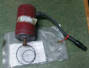 NOS Akron Brass 35780011 Gemini Electric Monitor Motor