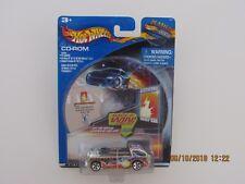 Hot Wheels 2002 GEOTHERMAL ENERGY CARS DODGE DEORA II CD ROM SURF BOARDS B-HW