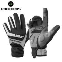 RockBros Winter Touch Screen Gloves Snowboard Gloves Thermal Glove rainproof