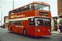697 WWU 923G Yorkshire Traction 6x4 Quality Bus Photo
