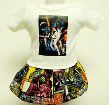 Star Wars Theme Outfit For 18 Inch Doll