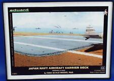 "1/48 Wwii Ijn Aircraft Carrier Deck (15-1/2"" x 11-3/4"") (Plastic)"