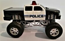 POLICE Monster Truck 2006 Smart Bean 1/64 PU Truck