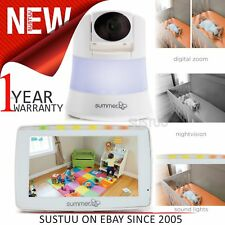 Summer Infant Wide View 2 Baby's Digital Video Monitor│Pair With Smart Devices