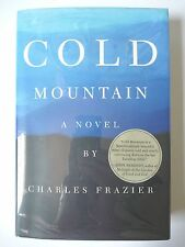 COLD MOUNTAIN by CHARLES FRAZIER 1997 FIRST EDITION 5TH PRINTING HC/DJ EXCELLENT