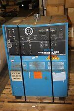 8667 Miller Synchrowave Syncrowave 300 Tig Welder 1ph 220v
