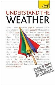 Understand The Weather (Teach Yourself) by Peter Innes Paperback