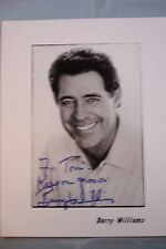 Barry Williams Greg Brady Bradybunch 8 x 10 Autographed Picture