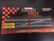 CARRERA 1/32 1/24 EVOLUTION PRO X Left LANE CHANGE TRACK # 30306 new