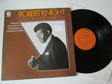 Robert Knight - Love On A Mountain Top - UK Monument LP 1971