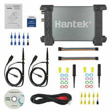 6022BL PC Digital Tragbaren Oszilloskop Hantek Based USB + Logic Analyzer 16 CHs