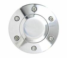 6 Hole Horn Button Polished for Aftermarket Steering Wheels like Nrg, Momo, Fs