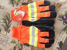 Mcr Memphis Gloves Luminator Grain Pigskin Waterproof Thermosock Lined size L