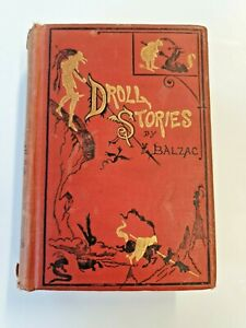 Droll Stories Collected from the Abbeys of Touraine by Balzac Gustave Dore c1874