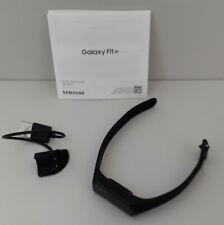 Samsung Galaxy Fit E Noir tracker d'activité Bracelet connecté /EB03