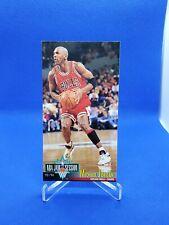 1993-94 Fleer NBA Jam Session #33 Michael Jordan Chicago Bulls