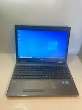 FAST HP Probook 6570b Laptop core i7 8GB RAM 128GB SSD Wind10 Webcam Wifi