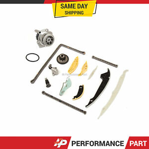 Timing Chain Kit Water Pump Fit 14-16 Volkswagen Bettle Passat Jetta 1.8 2.0
