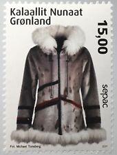 Grönland 2017 Nr. 762 SEPAC 2017 Lokales Kunsthandwerk Eskimojacke Kleidung