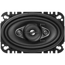 "Pioneer TS-A4670F 200 Watts 4"" x 6"" 3-Way Coaxial Car Audio Speakers 4""x6"" New"
