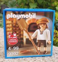 Playmobil 9392 Lebkuchen Schmidt Bäcker Nürnberg Sonderfigur  2017 OVP NEU