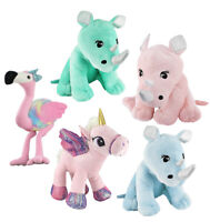 Magical Stuffed Unicorn Giant Plush Soft Animal Cuddly Toys Rhino Flamingo Teddy