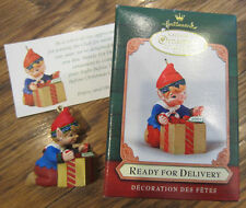 Hallmark Keepsake Decorations Des Fetes Ready For Delivery #3584