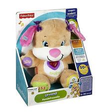 Mattel CGR43 Fisher-Price Plüsch Lernspaß Hundefreundin Plüschtier Spielzeug