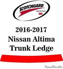 3M Scotchgard Paint Protection Film Pre-Cut Fits 2016 2017 2018 Nissan Altima