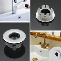Sink Replacement Sink Brass Ring Cover Bathroom Basin Overflow Cover