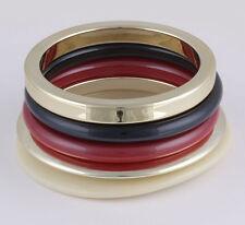 Modeschmuck-Armbänder im Armreif-Stil aus Rotgold