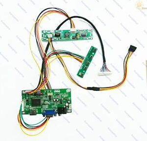 HDMI+VGA EDP LCD Controller Board Monitor Kit converter for LM215WF3(SD)(B1)