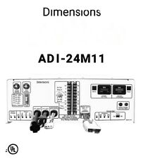 New listing Sensata Dimensions Inverter Adi-24M11