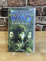 Doctor Who: The Creature From The Pit -Vhs- Tom Baker