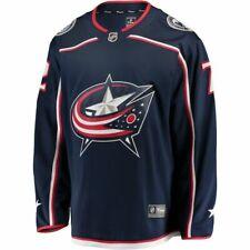 NHL Fanatics Men SERGEI BOBROVSKY Columbus Blue Jackets Breakaway Jersey Size M