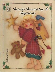 Helena's Heartstrings & Angelwings ~ Helena Cook - Painting