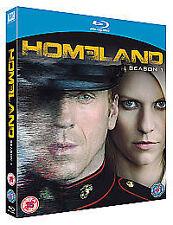 Homeland Season 1 (New & Sealed) (UK Blu Ray DVD) Free Postage