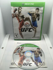 UFC - EA Sports MMA - Complete - Excellent Condition - Xbox One